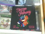 TATTOO JOHNNY Non-Fiction Book 3000
